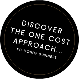 Discover the One Cost approach to doing business